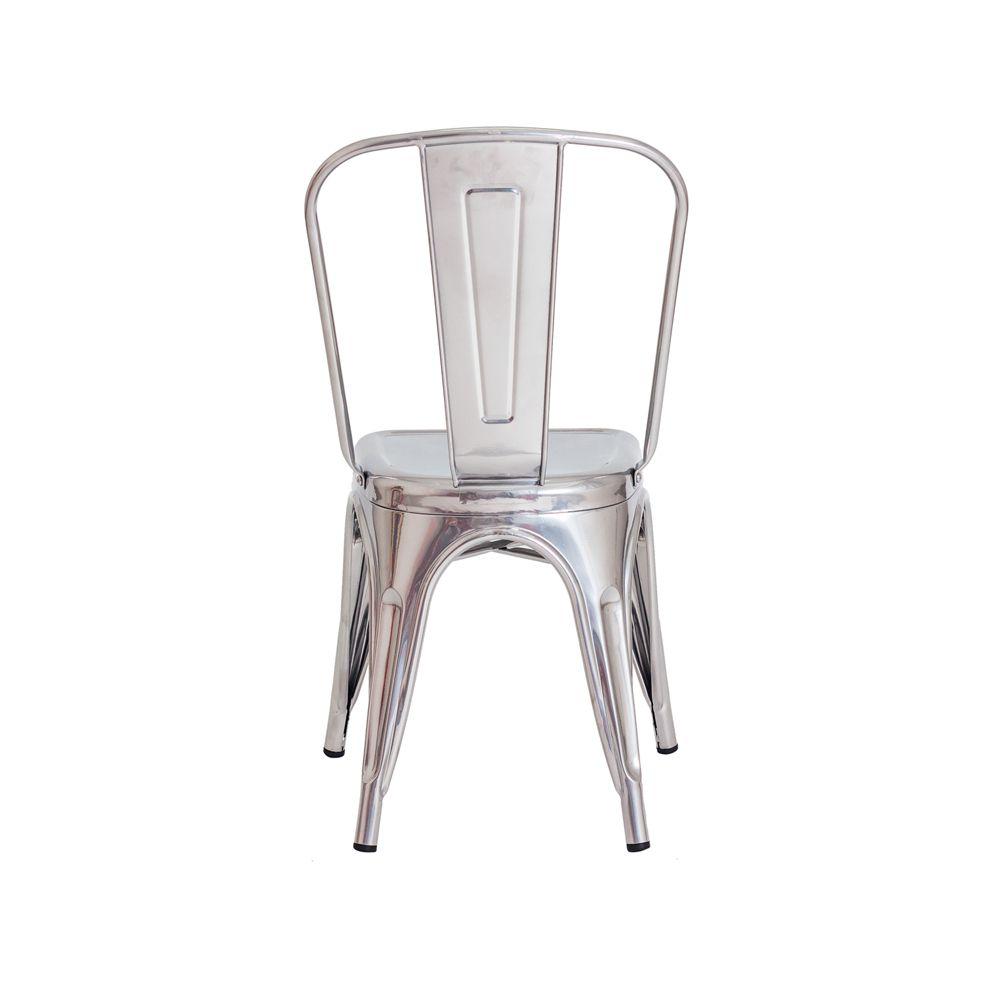 Cadeira Tolix Iron Design Metal