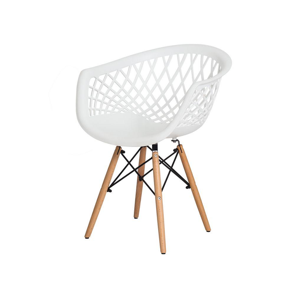 Cadeira Web Branca