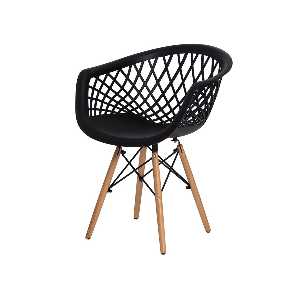 Cadeira Web Preta