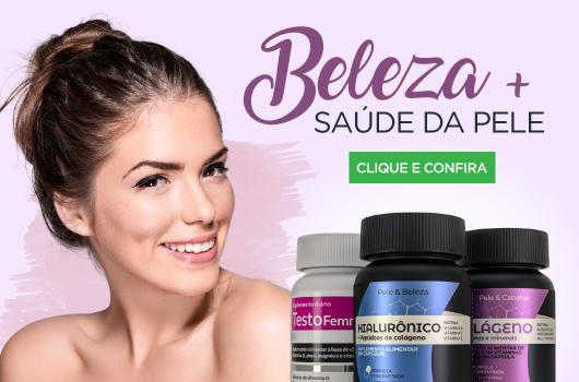 Beleza e Saúde da Pele