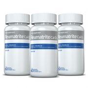 Reumatrite®CAL-D3  c/ 03 potes c/ 60 cápsulas cada (cálcio + vitamina D)