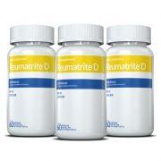 Reumatrite®D c/ 03 potes c/ 60 cápsulas cada (vitamina D)