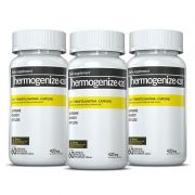Combo Thermogenize®420 03 potes c/ 60 cápsulas cada (força e energia)