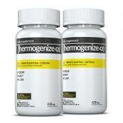 Thermogenize®420 02 potes c/ 60 cápsulas cada (força e energia)