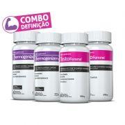 02 Thermogenize®femme + 02 Testofemme® C/ 60 cápsulas cada (ativa e define)