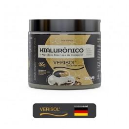 Hialurônico + Colágeno Verisol - 120g Sabor Café - Inove Nutrition