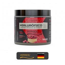 Hialurônico + Colágeno Verisol - 120g Sabor Cranberry - Inove Nutrition