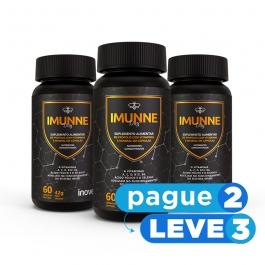 Imunne Day Própolis com Vitaminas e Mineral - 60 Caps - Inove Nutrition PAGUE 2 LEVE 3