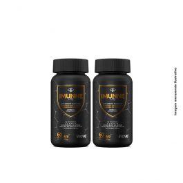 Kit 02 Imunne Day Própolis com Vitaminas e Mineral Inove Nutrition + Coqueteleira