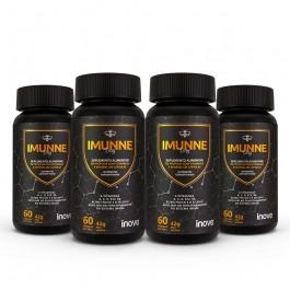 Kit 04 Imunne Day Própolis com Vitaminas e Mineral Inove Nutrition