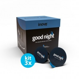 Kit 3x Chá Funcional - Good Night (relaxante) Inove Nutrition®