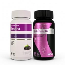 Kit Amora Miura + Colágeno + Vitaminas e Minerais Inove Nutrition