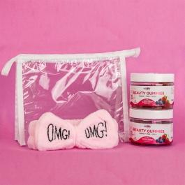Kit Beauty Gummies - 02 unidades c/ 30 gomas cada - Ganhe 2 Brindes Exclusivos Inove Nutrition - Inove Nutrition