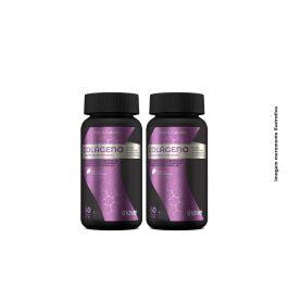 Kit Colágeno + vitaminas e minerais Inove Nutrition, ideal para pele e cabelos - 2 potes c/ 60 cápsulas cada