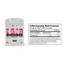 Kit Ganho de Massa Ganhe Coqueteleira: BCAA 2:1:1 - 60 cápsulas + Creatina 150g + Palatinose 150g - Inove Nutrition
