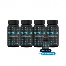 Kit Triptofano Dreams 860mg - Pague 4 Leve 5 - Inove Nutrition