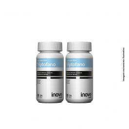 Kit Triptofano Inove Nutrition 02 Potes c/ 30 cápsulas