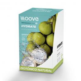 Moove Hydrate - Coco - Display c/ 12 Sachês