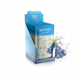 Moove Slim - Sabor Uva - Display c/ 12 un - Moove Nutrition