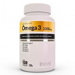 Omega 3 Inove Nutrition 120 caps