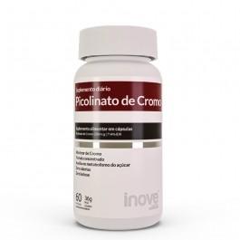 Picolinato de Cromo 60 caps Inove Nutrition