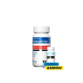 Testopro 500 60 caps - Ganhe 01 Triptofano 190mg - Inove Nutrition