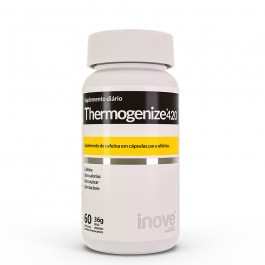 Thermogenize 420 - 60 caps. cada - Inove Nutrition