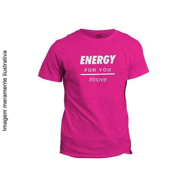 Camiseta Inove Nutrition (Energy For You)