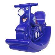 Motoca azul