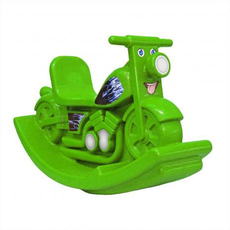 Motoca verde