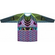 Camiseta Proteção UV Geometrico 01