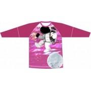 Camiseta Proteção UV Houston Temos um Problema