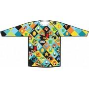 Camiseta Proteção UV Mario Colors 02