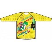 Camiseta Proteção UV Mario Colors