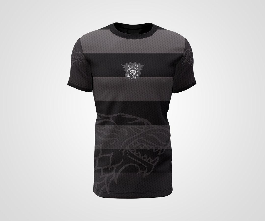 Camiseta Dry - GOT Winterfell Direwolves - Stark