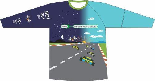 Camiseta Proteção UV Enduro