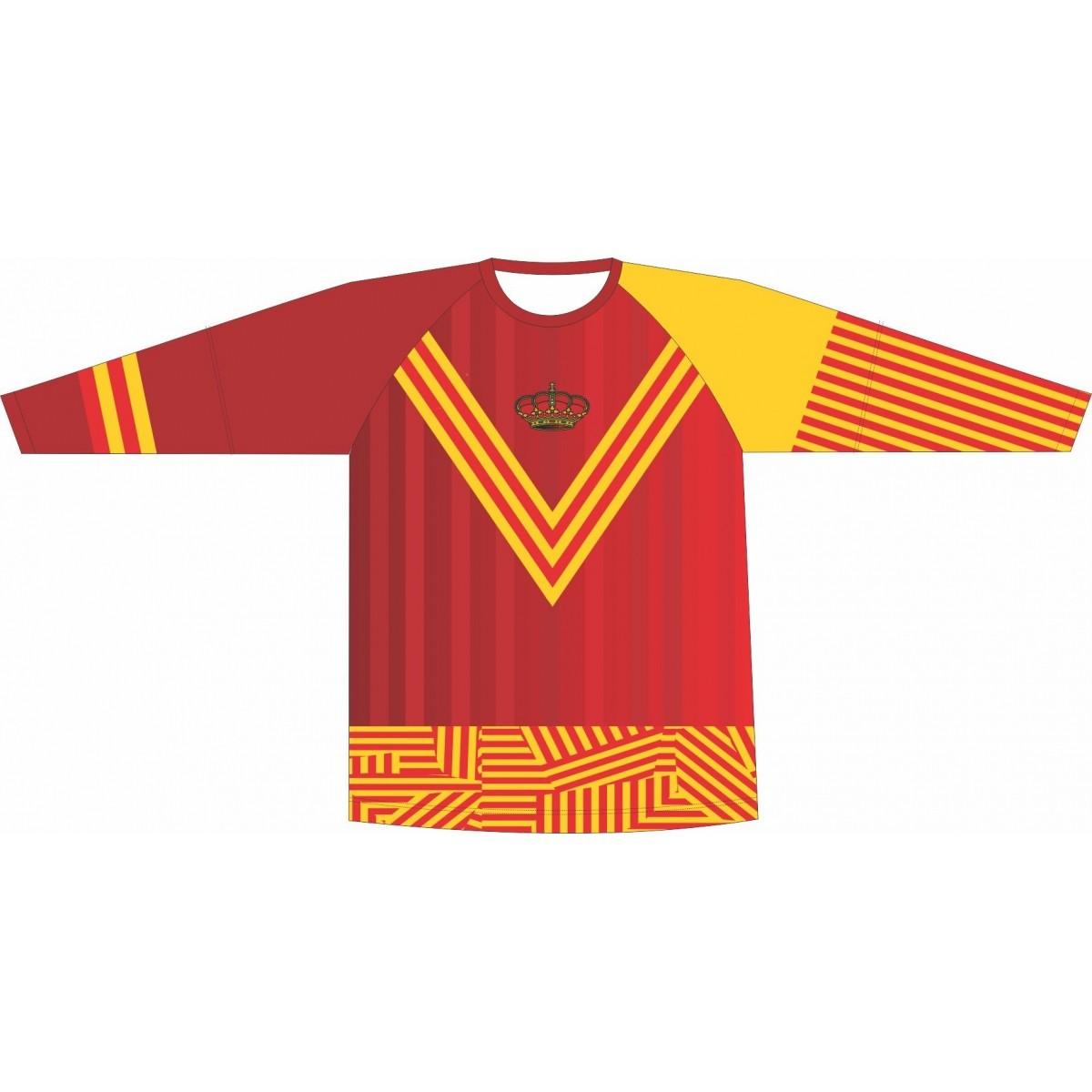 Camiseta Proteção UV Espanha