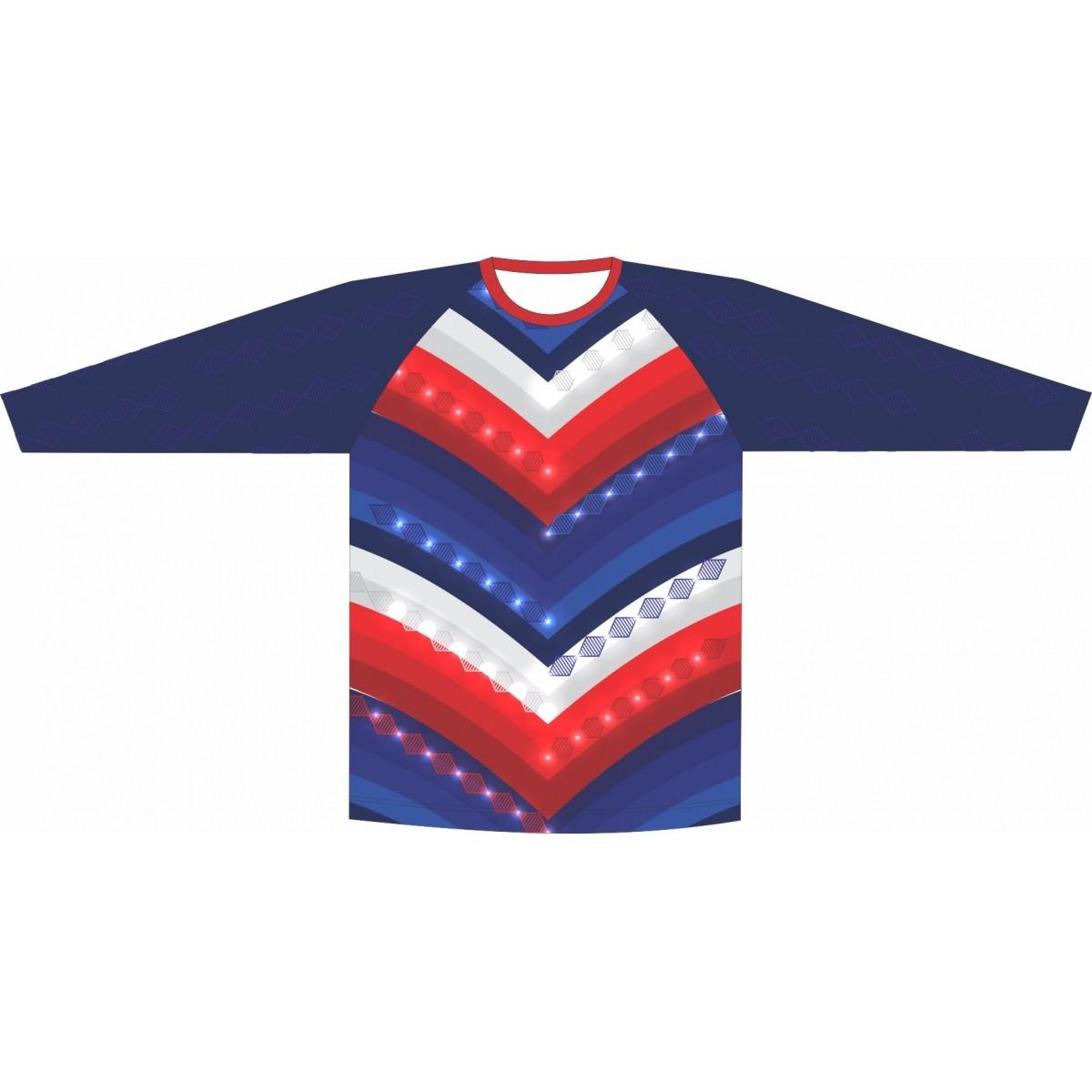 Camiseta Proteção UV França