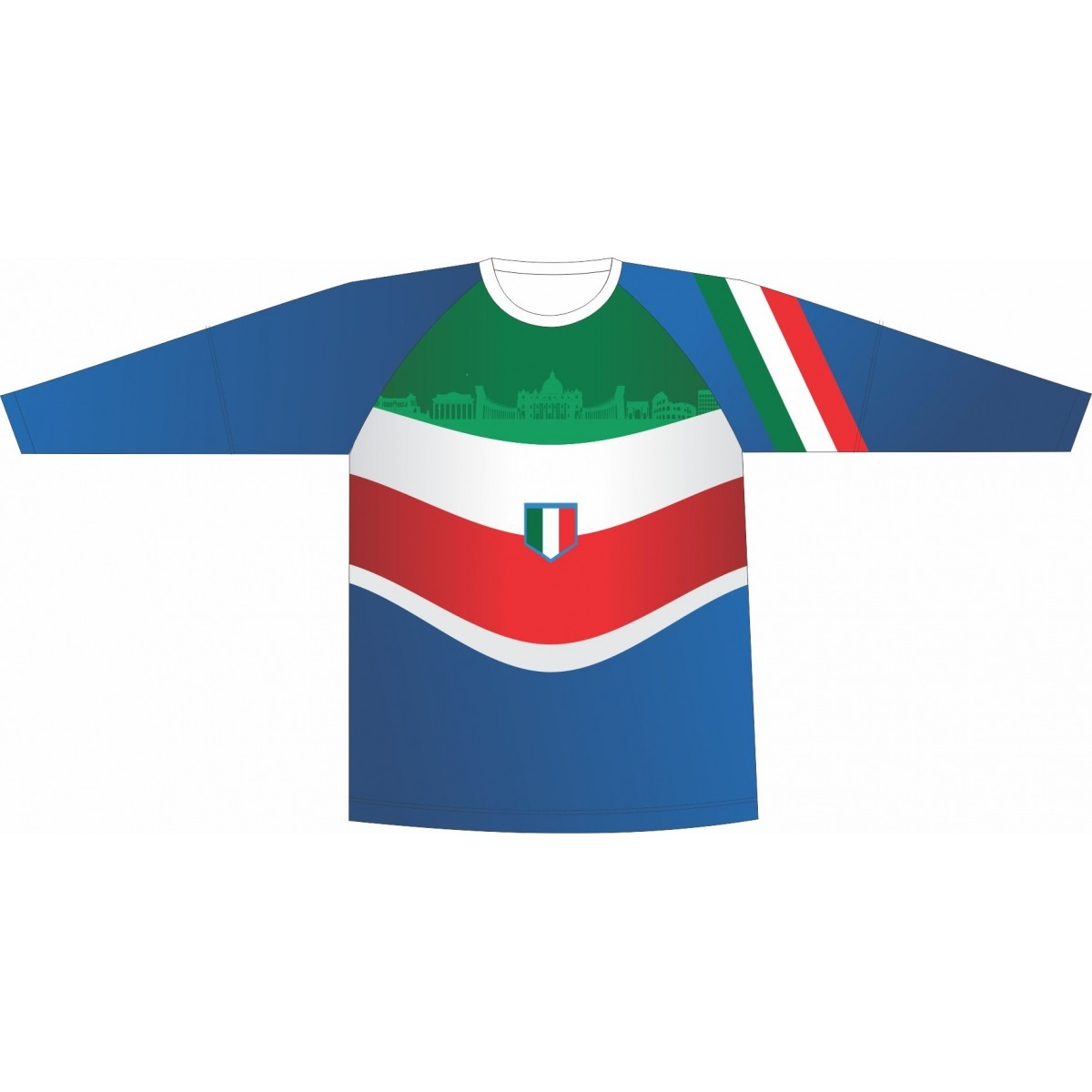 Camiseta Proteção UV Itália