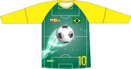 Camiseta Proteção UV  Jogador