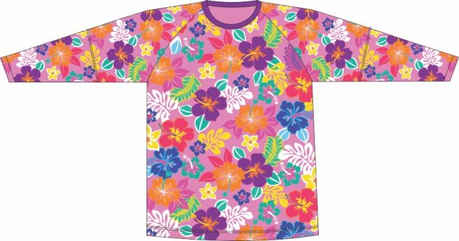 Camiseta Proteção UV Maria Alice