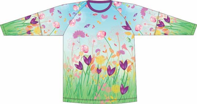 Camiseta Proteção UV Maria Cristina