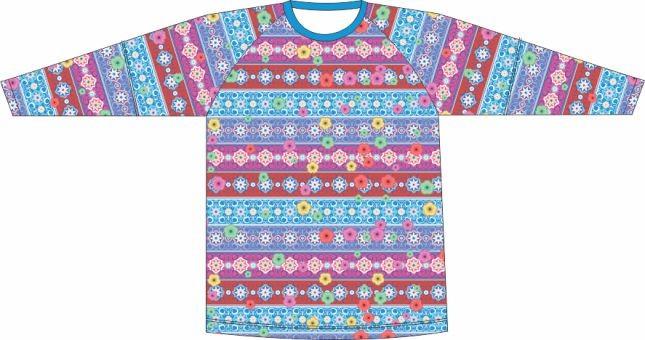 Camiseta Proteção UV Maria Eduarda