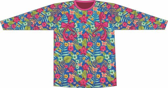 Camiseta Proteção UV Maria Rita