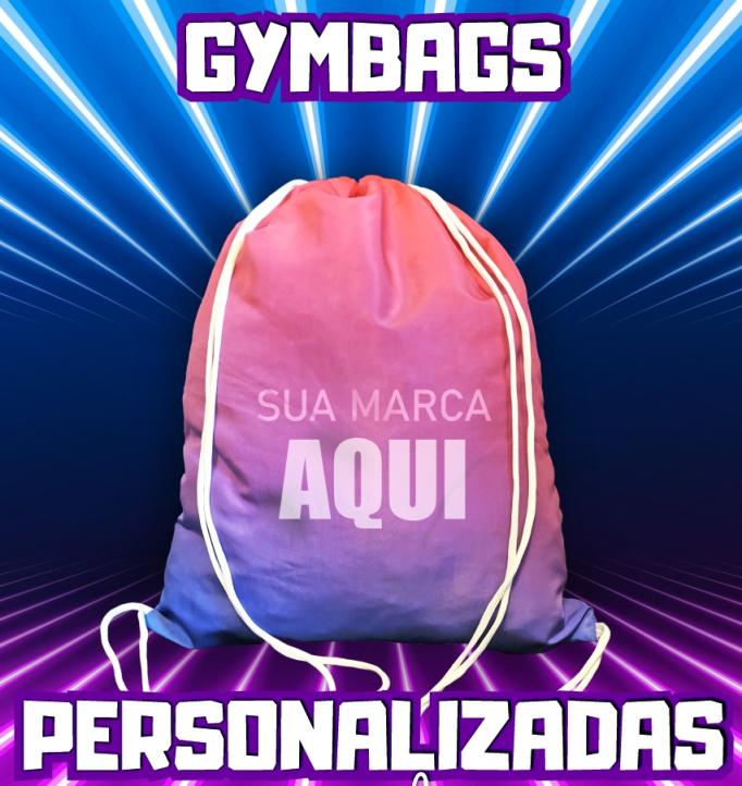 GymBag Personalizada