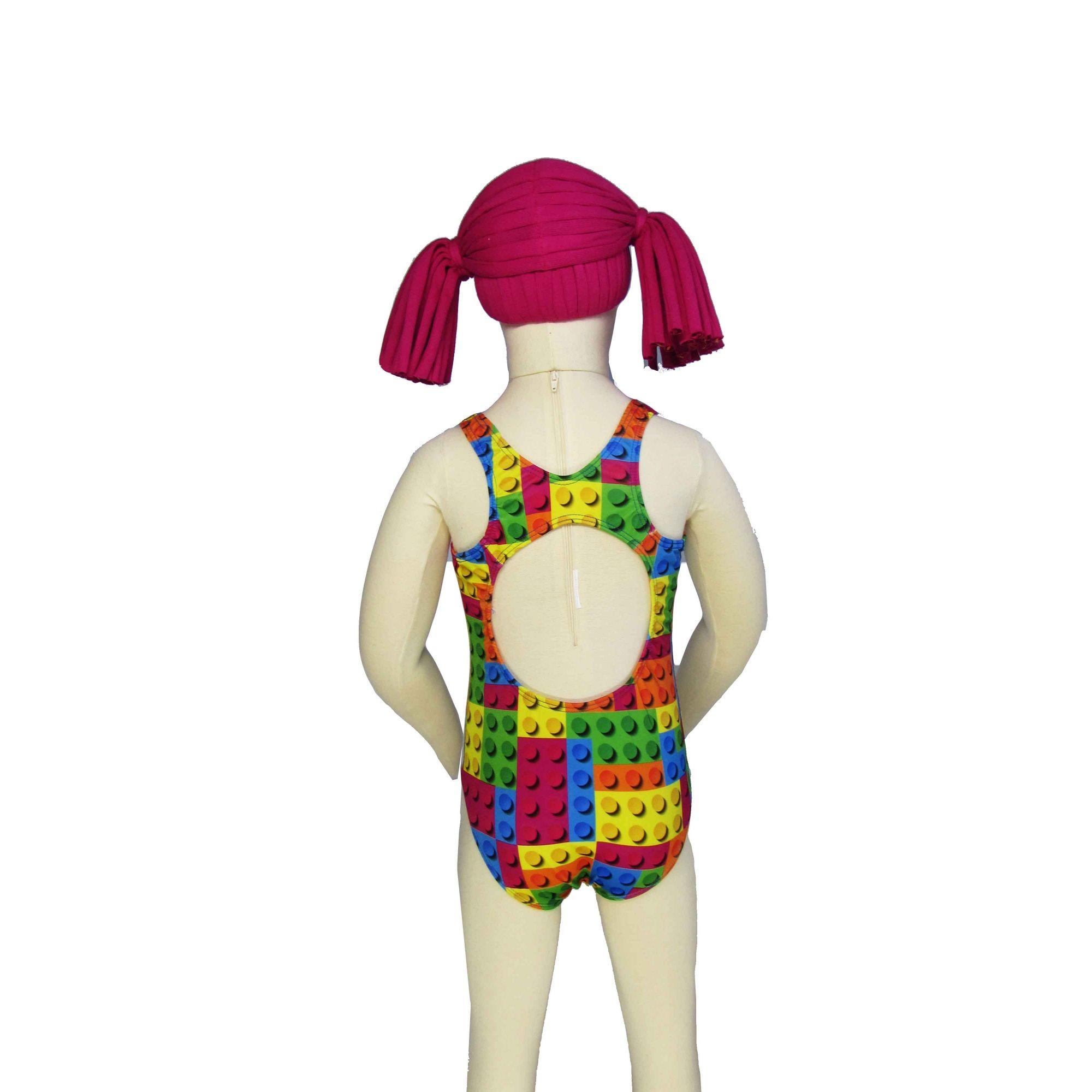 Maiô Lego Colors