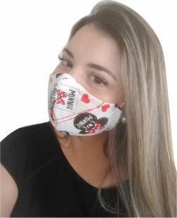 Máscara de Proteção - 100 unidades / 6,75un