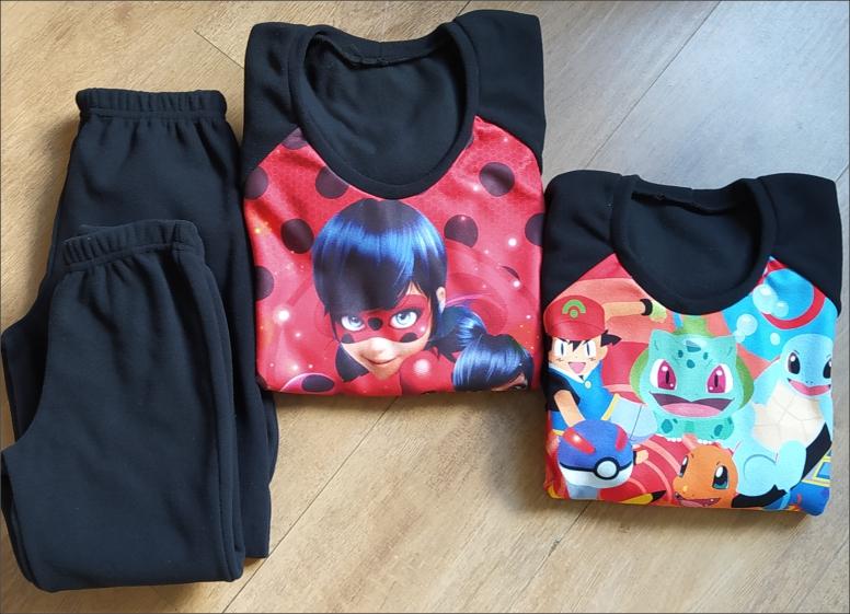 Pijama Soft Infantil - 2 por R$ 109,90