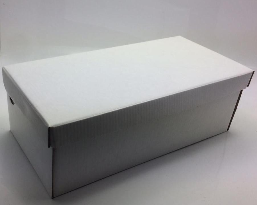 100 caixas adulto - 28 X 14 cm - Branca
