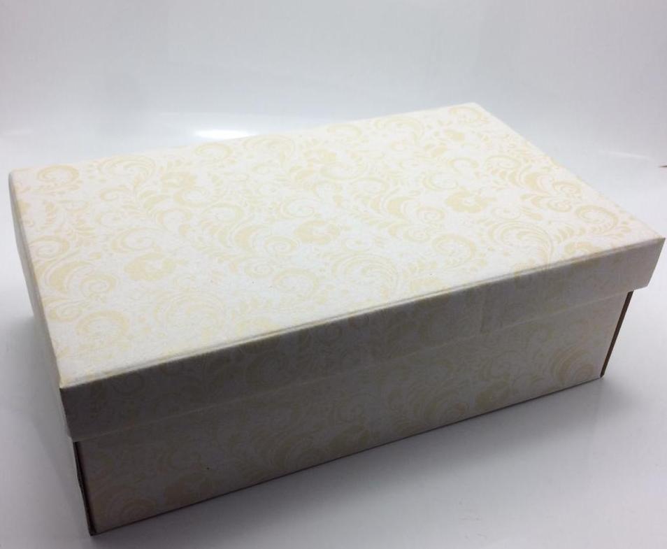 100 caixas adulto Vintage - 28 X 16 cm